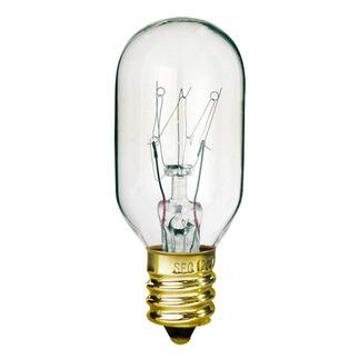 15 Watt - T7 - 130 Volt - Candelabra Base - Tubular Light Bulb - Satco S3905 Picture Light