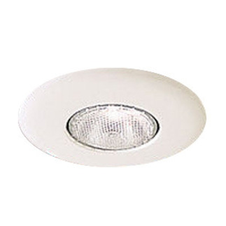 6 in. - White Open Trim  - Premium Quality Brand PT30 - Light Fixture Accessory