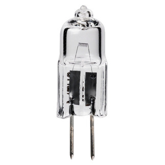 10 Watt - G4 Base - 6 Volt - Halogen Light Bulb - EiKO JCD6V10WH20 G4 Halogen