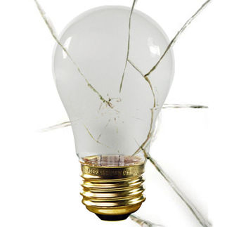 Shatter Resistant - 25 Watt - A15 - 130 Volt - Appliance Light Bulb - 25A15/TF