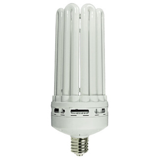 (277 Volt) 150 Watt - 8U CFL - 650 W Equal - Mogul Base - 5000K Full Spectrum - Min. Start Temp. 0 Deg. F - 84 CRI - 62 Lumens per Watt - 12 Month Warranty - MaxLite 35863 Screw In CFL