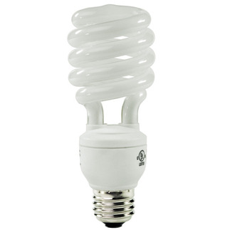Energy Miser FEIIS20W/27K - 20 Watt CFL Light Bulb