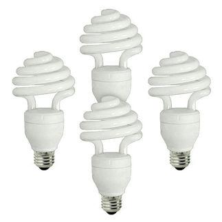 Energy Miser FE-US-23W-27 - 4 Pack - 23W CFL Light Bulb