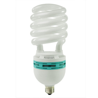 65 Watt - CFL - 325 W Equal - 2700K Warm White - Min. Start Temp. 0 Deg. F - 80 CRI - 55 Lumens per Watt - 15 Month Warranty - Energy Miser 665 Screw In CFL