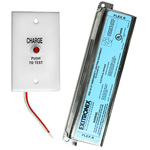 Emergency Backup Battery - 90 min. - Operates (1) 10 - 42W or (2) 10 - 26W 4-Pin Twin, Triple, Quad, 2D, and Straight Tube CFL Lamps