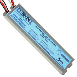 Emergency Backup Battery - 90 min. - Operates Most 2 ft. - 4 ft. Single, Bipin, T5 and T12 Lamps