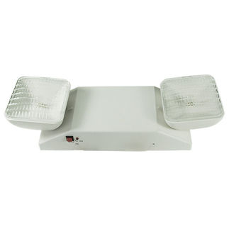 Emergency Light - Adjustable Lamp Heads - Self-Testing - Exitronix LL90-G2