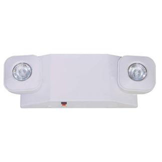 Emergency Light - Adjustable Lamp Heads - Exitronix LL90H