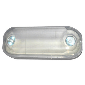 Emergency Light - Adjustable Lamp Heads - Wet Location Rated - Exitronix LL50H-N4