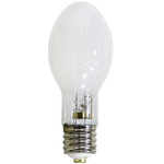 100 Watt - Mercury Vapor - 4500 Lumens - 4100K - Coated - Mogul Base - ANSI H38 - HF100PD - EYE 70162 E24 Mercury Vapor