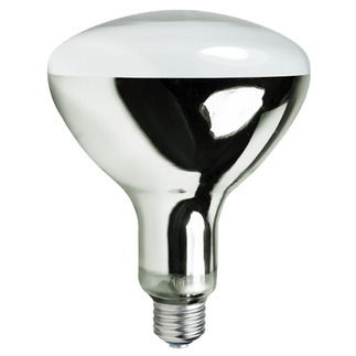 175 Watt - RD40 - Mercury Vapor - 5800 Lumens - 5700K - Medium Base - ANSI H39 - HR175W - EYE 70799 RD40 Mercury Vapor