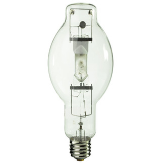 400 Watt - BT37 - Metal Halide - Unprotected Arc Tube - 4200K - ANSI M59/E - Horizontal Burn - M400SX/HOR - EYE 52631 BT37 Metal Halide