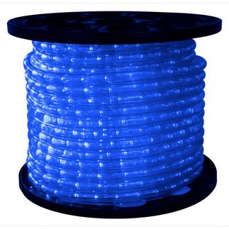 1/2 in. - 12 Volt - LED - Blue - Rope Light