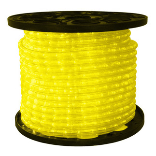 1/2 in. - 12 Volt - LED - Yellow - Rope Light