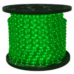 3/8 in. - 12 Volt - LED - Green - Rope Light