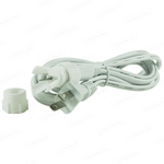 Rope Light - 6 ft. - Power Cord and Connector - 5/8 in.