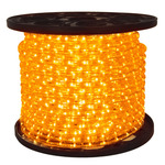 3/8 in. - High Output - LED - Amber - Rope Light