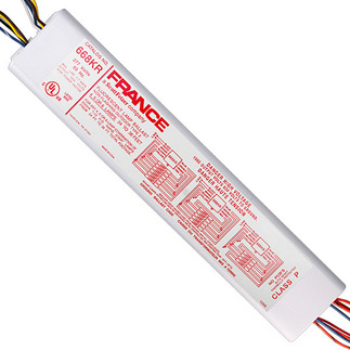 Sign Ballast - (4-6 Lamps) - T12/HO - 277 Volt - France 668 KR