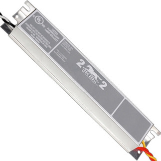 Fulham Longhorse 2 LH2-277-L - 277 Volt - Instant Start - Ballast Factor 0.87 - Power Factor 90% - Min. Temp. Rating -20 Deg. F - Operates (1) F42T6 Fluorescent Lamps
