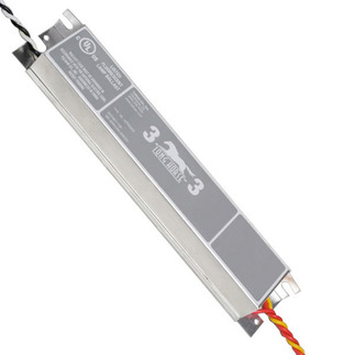 Fulham Longhorse 3 LH3-277-L - 277 Volt - Instant Start - Ballast Factor 0.87 - Power Factor 90% - Min. Temp. Rating -20 Deg. F - Operates (1 or 2) F13T8 Fluorescent Lamps