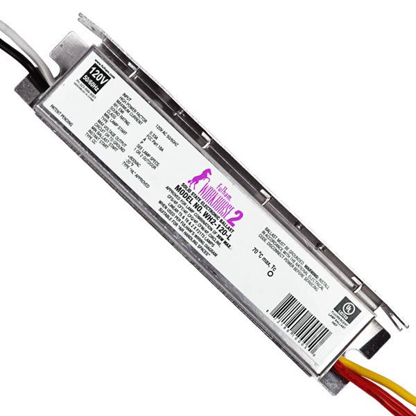 fulham wh2-120-l - fluorescent ballast
