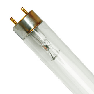 G15T8 | Germicidal Tube Lamp | Medium Bi-Pin Base | 4W