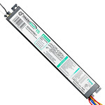 GE UltraStart 62117 - 120/277 Volt - Programmed Start - Ballast Factor 1.11 - Power Factor 97% - Min. Temp. Rating 5 Deg. F - Operates (1 or 2) F54T5/HO Fluorescent Lamps