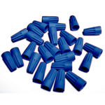 (Pack of 100) Blue Wire Nuts - Wire Connector - Premium Quality Brand WP566-BLUE
