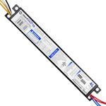 GE UltraMax 49709 - 120/277 Volt - Instant Start - Ballast Factor 0.77 - Power Factor 99% - Min. Temp. Rating 0 Deg. F - Operates (3 or 4) F32T8 Fluorescent Lamps