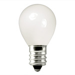 40 Watt - S11 - Frosted - 130 Volt - Intermediate Base - Party Light Bulb - 40S11/FR/INT/130V S11 Bulb