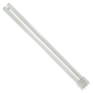 GE 16538 - F39BXSPX30RS - 39 Watt - 4 Pin 2G11 Base - 3000K - CFL
