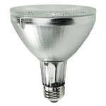 39 Watt - PAR30L Flood - Pulse Start - Metal Halide - 3000K - Medium Base - ANSI M130 - Universal Burn - CMH39PAR30L/FL25 - GE Lighting 42067 PAR30L Metal Halide