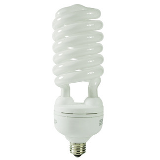 36 Watt - CFL - 130 W Equal - 2700K Warm White - Min. Start Temp. 0 Deg. F - 80 CRI - 67 Lumens per Watt - 15 Month Warranty - Global Consumer Products 0107