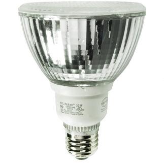 15 Watt - PAR30 CFL - 50 W Equal - 5000K Full Spectrum - Min. Start Temp. 0 Deg. F - 80 CRI - 44 Lumens per Watt - 15 Month Warranty - Global Consumer Products 091