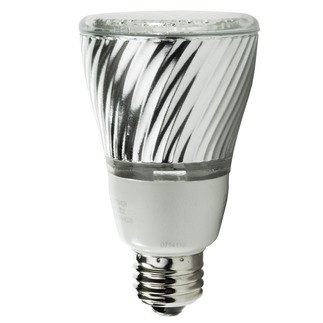 11 Watt - PAR20 CFL - 35 W Equal - 2700K Warm White - Min. Start Temp. 0 Deg. F - 80 CRI - 35 Lumens per Watt - 15 Month Warranty - Global Consumer Products 071