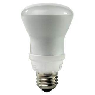 11 Watt - R20 CFL - 35 W Equal - 2700K Warm White - Min. Start Temp. 0 Deg. F - 80 CRI - 31 Lumens per Watt - 15 Month Warranty - Global Consumer Products 122