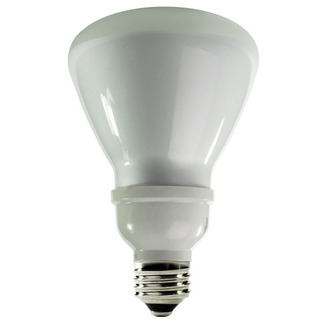 15 Watt - R30 CFL - 65 W Equal - 5000K Full Spectrum - Min. Start Temp. 0 Deg. F - 80 CRI - 47 Lumens per Watt - 15 Month Warranty - Global Consumer Products 092