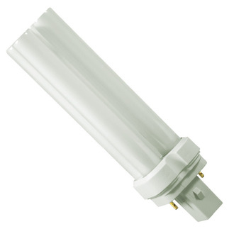 Halco 109870 - PL28D/28 - 28 Watt - 2 Pin GX32d-3 Base - 2800K  - CFL Light Bulb Plug In CFL