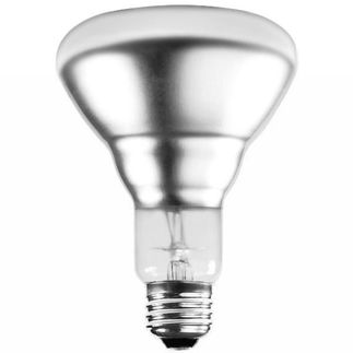 65 Watt - BR30 - Reflector Spot - 130 Volt - 5,000 Life Hours - Medium Base - Incandescent Light Bulb - Halco 404014