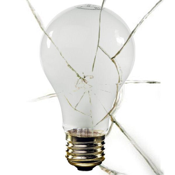 Halco 6041 Shatter Resistant 100 Watt Bulb