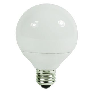 Satco S7304 - 15 Watt - G25 CFL - 60 W Equal