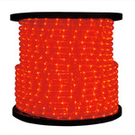 Red 120 Volt Incandescent Rope Light 200 ft. Spool