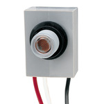 Intermatic K4021C - Photo Control - Thermal Type Photocell - Fixed Position Mounting - Mechanism Only - Dusk-To-Dawn - 120 Volt