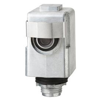 Intermatic K4136M - Photo Control - Thermal Type Photocell - Stem Mounting - Heavy Duty Die Cast Housing - Dusk-To-Dawn - 120 Volt