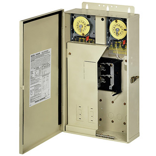 Intermatic T40404r Pool Spa Control Panel Beige