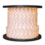 Incandescent - Pearl White - Rope Light - 3/8 in. - 12V