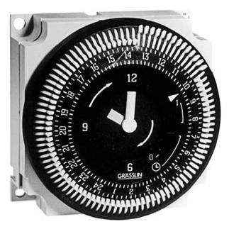 Grasslin timer instructions manual