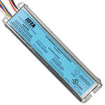 Emergency Backup Battery - 90 min. - Operates Most 2 ft. - 8 ft. single, bipin, T8 and T12, HO or VHO and long compact lamps