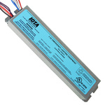 Reduced Profile Emergency Backup Battery - 90 min. - Operates Most 2 ft. - 4 ft. single, bipin, T8 through T12 and 28W T5 lamps