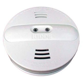 Smoke Alarm - Dual Sensor - Detects Flaming and Smoldering Fires - Battery Operated - Kidde PI9000